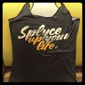 Racer Tank Top: Spruce up your life (used)